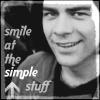 Smile at the Simple Stuff, GBS Lyrics, Alan