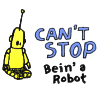 The Great and Terrible Oz: Can't Stop Being A Robot