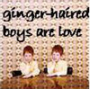 I AM  YOUR WIFE!: Ginger twins
