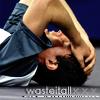 (Tennis) Marat; waste it