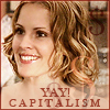 The Dread Pirate Julia: Anya YayCapitalism