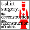T-shirt surgery logo
