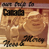 Mercy: [Misc] Our Trip to Canada