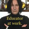 Educator At Work