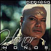 defining honor