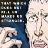 Trevor - makes us stranger