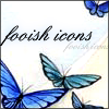 fooish butterflies