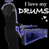 Hi, it's me: drum love