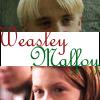 .sarahi.hime.: Weasley Malfoy