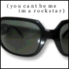 rockstar sunglasses by iadoreyou_