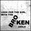broken smile