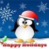 Holidays Tux