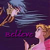 "Fiore & Sailor Moon ""Believe"""