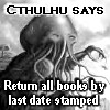 Library Cthulhu