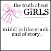 midol = crack