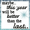 This Year....