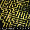 HP - GOF Maze - Rufus