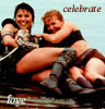 celebrate love!, happy, xena & gabrielle