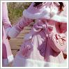 angelic pretty: candy heart coat
