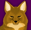 sly yote painting