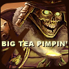 BIG TEA PIMPIN' // seiken@lj