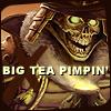 BIG TEA PIMPIN' // seiken@lj