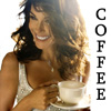 Teri Hatcher: Coffee