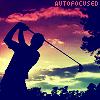 autofocused userpic