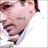 Maria: mulder-nerd