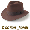Brendan: Indiana Jones - Hat - Dr Jones