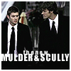 Ashlee: Mulder Scully thing