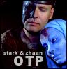Stark, S/Z OTP, Farscape, S/Z