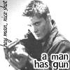 Raven: Supernatural - A Man Has Gun
