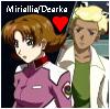 Dearka and Miriallia - OTP
