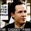 SVU - Cassidy fan!
