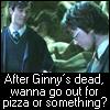 Amanuensis: go out for pizza (laurel_tx)