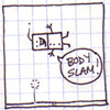 Body slam!