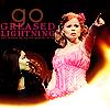 elphaba/glinda - go greased lightning!