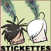 Stickettes - fans of Miinty Sticks art!