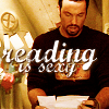 Firefly - Reading is Sexy