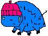 безпринципная свинья