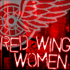 A Detroit Red Wing's Ladies Group