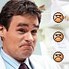 House - Grumpy Face