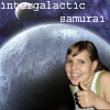 intergalactic samurai