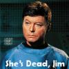 Brendan: Trek - Dr. McCoy - She's Dead Jim