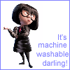 Its machine washable!