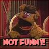 Allison M: not funny