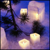 Siggen: Candles in the snow //