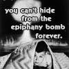 epiphany bomb