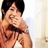 Arashi | Aiba (giggle)